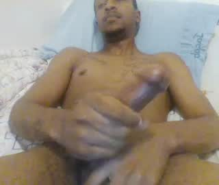 Black Cam Gay Guy Is New And Has A Huge Dick