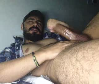 Alluring Arab Gay Guy With Thick Hard Dick On Cam