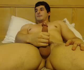 Muscle Straight Cam Guy Loves To Play For Gay Men