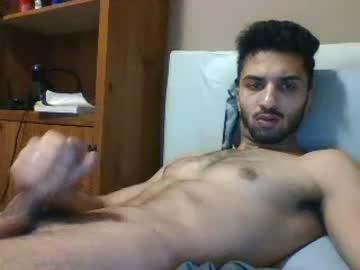 Hot Young Arab Cam Guy Haddad Jerks Off