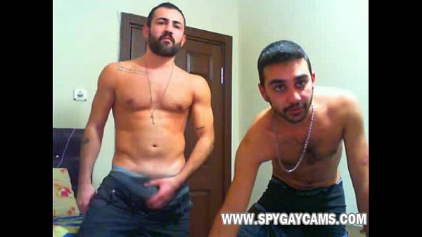 Two Muslim Gay Men Quick Cam Action