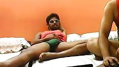 Indian gay couple webcam session